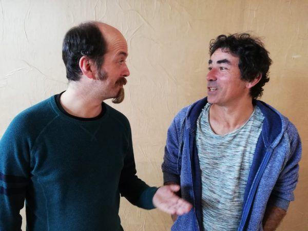 Marcos Ptt & Nacho Muñoz