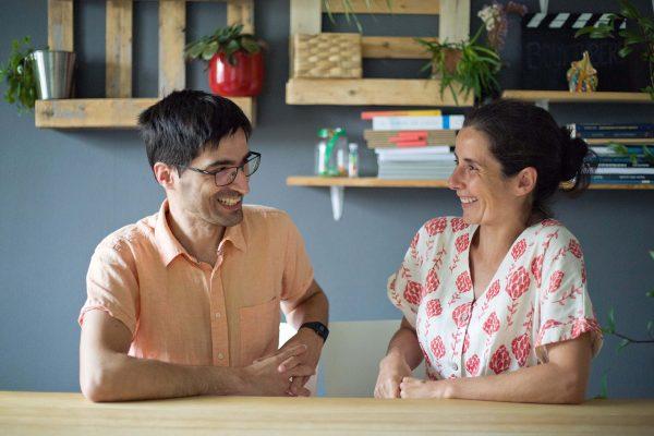 Óscar Senra & María Abelleira