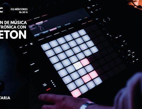 PRODUCCIÓN DE MÚSICA CLUB/ELECTRÓNICA CON ABLETON LIVE