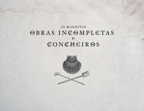 OBRAS INCOMPLETAS DE CONCHEIROS